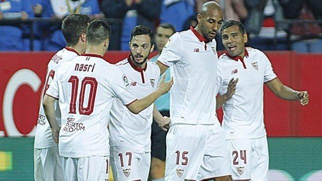 El Sevilla tira con Jovetic y el Depor sigue sin ganar