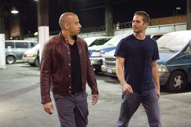 Vin Diesel, Paul Walker, 2009