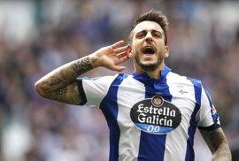 El Deportivo seca al Málaga y acerca el objetivo de la permanencia