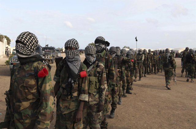 Milicias De Al Shabaab