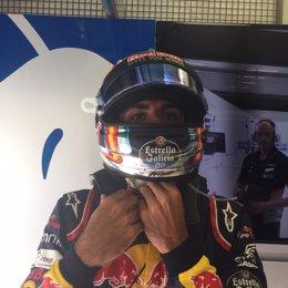 Carlos Sainz Toro Rosso Baréin