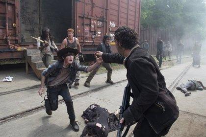 The Walking Dead emula a Star Wars en el primer póster de su 8ª temporada