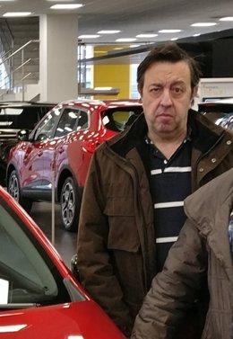 Lorenzo Mariano Nieto Peralta, desaparecido desde el 12 de abril.