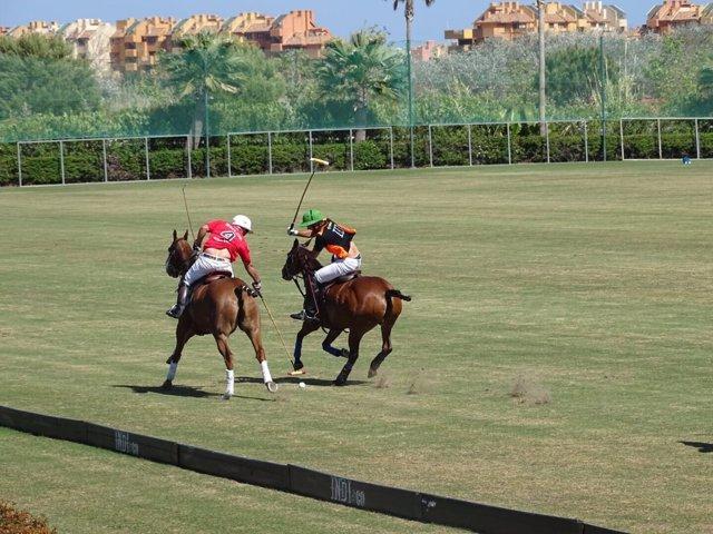 Partido del Memorial José Ignacio Domecq en el Santa María Polo Club