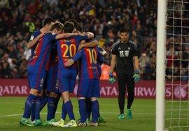 Messi, la fe del Barça