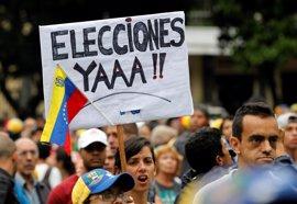 El vicepresidente de Venezuela anuncia la detención de 117 personas en las protestas contra Maduro de Semana Santa