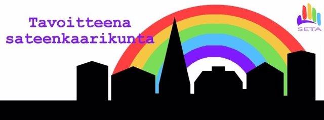 Grupo de Defensa de DDHH de LGBTI en Finlandia, Seta