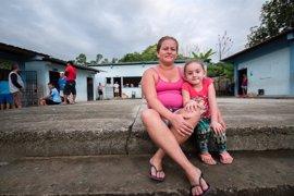 """Superviviente en Ecuador: """"Lo perdimos todo, primero con el terremoto y ahora con las inundaciones"""""""