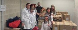 La campaña 'Dame la lata' recolecta alimentos para África y América Latina