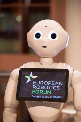 ITAINNOVA participante del European Robotics Forum 2017.