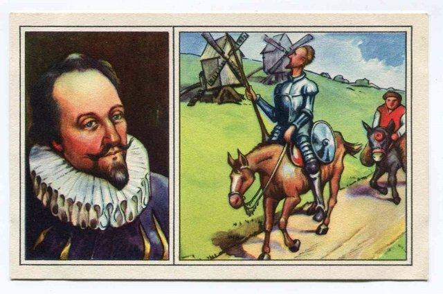 Cromo Cervantes
