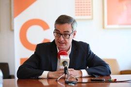 """Ciudadanos ve """"imposible"""" que Rajoy aguante sin aprobar algún Presupuesto y pide responsabilidad al PSOE"""