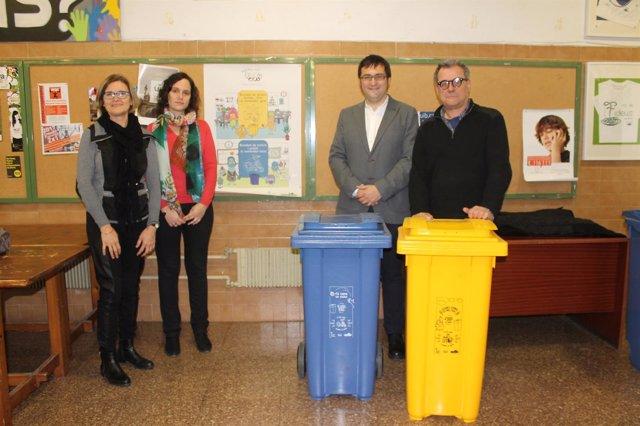Director gral Educación Ambiental, Calidad Ambiental y Residuos, Sebastià Sansó