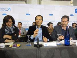 Nieto preside la Junta Directiva del PP de Córdoba tras conocer que no podrá presentarse