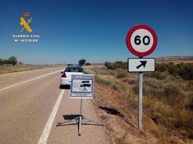 La DGT llevará a cabo desde mañana una campaña para sensibilizar sobre los excesos de velocidad