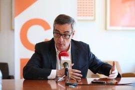 Ciudadanos pide al Gobierno reactivar el Pacto Antitransfuguismo tras sufrir deserciones en sus filas