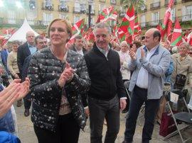 """Urkullu dice que, tras """"erradicar la violencia de ETA"""", el éxito de un proceso de paz debe ser victoria de todos"""
