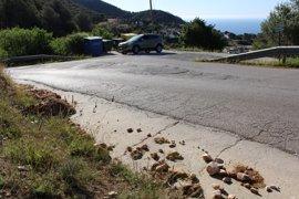 PP en Diputación reclama a la Junta medidas de protección para ciclistas y motoristas en carreteras de Málaga