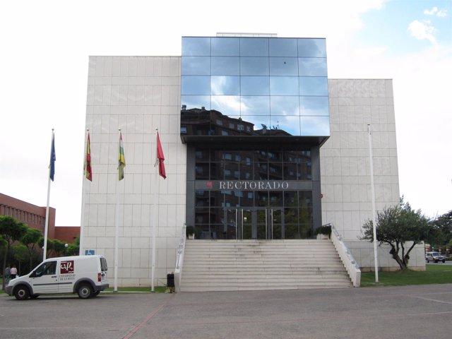 Rectorado Universidad de La Rioja (UR)