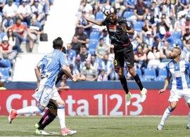 Baptistao acerca al Espanyol a Europa y preocupa al Leganés