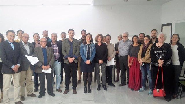 Consejo de participación del centro cívico Marqués de Mondéjar