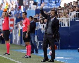 """Quique Sánchez Flores: """"Sabíamos que el Leganés iba a competir bien"""""""