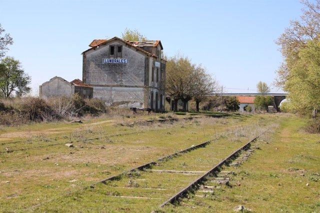 Línea férrea Arribes-Duero