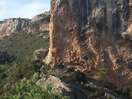 Hallan muerto a un hombre que estaba desaparecido en Alquézar (Huesca)