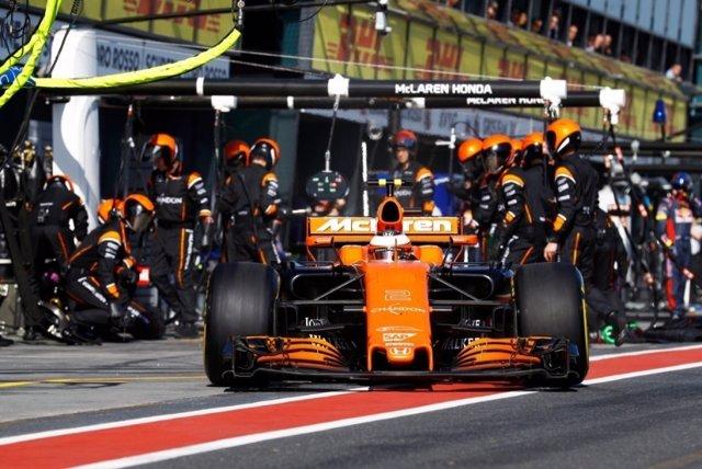 Fernando Alonso Australia