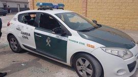 """AEGC avisa de un """"ataque"""" de supuestos narcotraficantes en La Línea (Cádiz) a una patrulla de guardias civiles"""