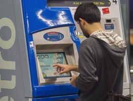 La nueva jornada de huelga en Metro termina con 78% de trenes circulando y 20% más de viajeros