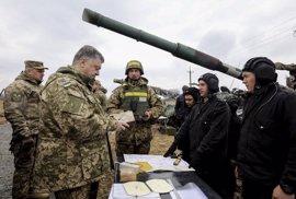 Las Fuerzas Armadas ucranianas denuncian 22 ataques de los prorrusos en el este de Ucrania