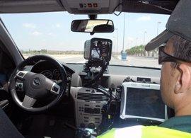 Tráfico pone en marcha una nueva campaña de control de velocidad en las carreteras extremeñas durante esta semana