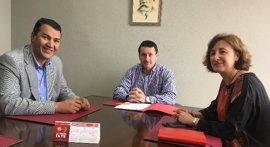 UGT Asturias firma un convenio de colaboración con la delegación saharaui