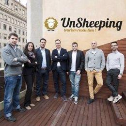 Equipo de UnSheeping