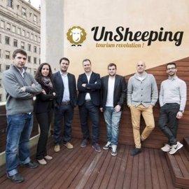 La 'app' UnSheeping prevé acuerdos con el 20% de los hoteles de Barcelona y alcanza los 6.000 usuarios