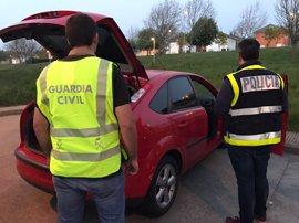 Dos detenciones en Lugo cierran con 33 arrestos un operativo contra la venta de drogas en Galicia