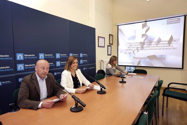 Palencia: Presentación De Las Ayudas Al Tejido Empresarial