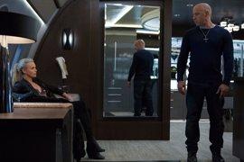 'Fast & Furious 8' conduce hasta lo más alto de la taquilla española en su estreno