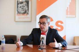 Ciudadanos teme que PP y PSOE veten cambios de calado en la próxima revisión de la LOREG