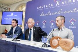 'Costa de Almería' será marca patrocinadora del triatleta Jairo Ruiz, durante esta temporada