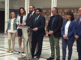 """López Miras mantendrá las medidas del PP que han dado resultado e iniciará nuevas por el """"bienestar de los murcianos"""""""