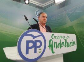 PP-A propone una declaración institucional del Parlamento en apoyo a la Semana Santa