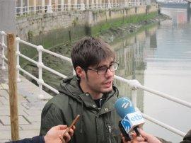 """Podemos Euskadi dice que ETA tiene que disolverse """"porque no es un agente en la construcción de la paz y la convivencia"""""""
