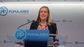 """PP vasco, preocupado ante """"el anhelo"""" del PNV por """"unir sus vagones con los de Bildu"""" porque lleva """"al choque de trenes"""""""
