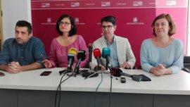 "IU avisa que no será más ""corresponsable"" de ""privatizar espacios públicos"" en Semana Santa de Córdoba"