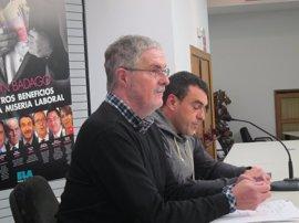 """Muñoz (ELA) afirma que """"en democracia el lehendakari no puede poner límites a la acción de un sindicato"""""""