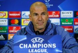 """Zidane: """"No vamos a especular, el partido de la ida no asegura nada"""""""