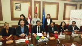 David Sahagún es elegido nuevo presidente de la Cámara de Comercio de Ávila