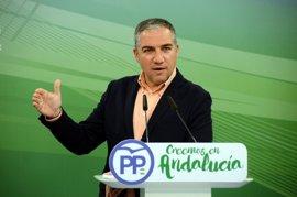 "PP-A urge a Susana Díaz a ""buscar un hueco en su apretada agenda nacional"" para un debate general sobre Andalucía"